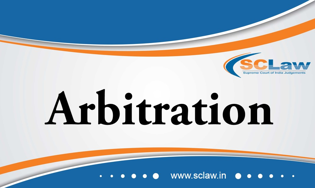 Arbitration Agreementdispute Which Can Be Tackled By Arbitrator In